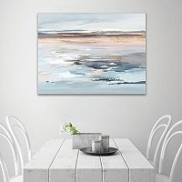 Artissimo Designs Beyond The Sea Canvas Wall Art
