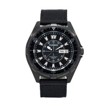Casio Men's Classic Dive Watch - AMW110-1AVCR