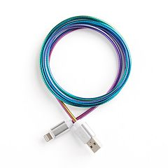 Rainbow 40 in Lightning to USB Cable
