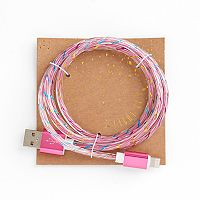 Light-Up 40 in Lightning to USB Cable