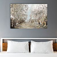 Artissimo Designs Spring Blossoms Canvas Wall Art