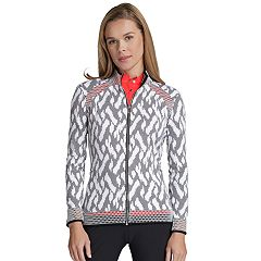 Women's Tail Liana Print Golf Jacket