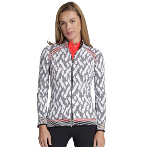 Women's Tail Liana Print Golf Jacket
