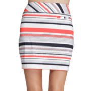 Women's Tail Mila Striped Golf Skort