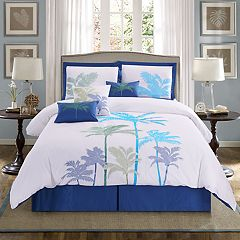 Panama Jack Breezy Palm 7-piece Comforter Set