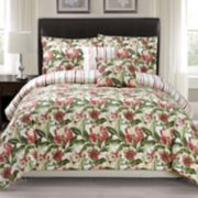Panama Jack Orchid Grace 5-piece Comforter Set