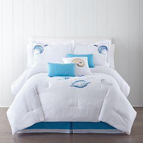 Panama Jack Shells 7-piece Comforter Set