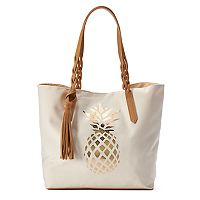 SONOMA Goods for Life™ Graphic Canvas Tote