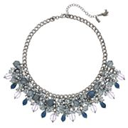 Simply Vera Vera Wang Beaded Statement Necklace