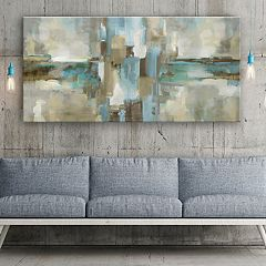 Artissimo Designs Mirage Canvas Wall Art