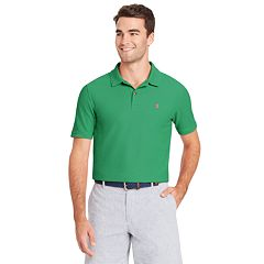 Men's IZOD SportFlex Classic-Fit Solid Stretch Performance Polo
