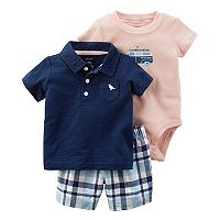 Baby Boy Carter's Polo,