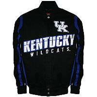 Men's Franchise Club Kentucky Wildcats Select Twill Jacket