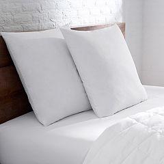 Eddie Bauer Luxury Feather Sham Stuffer 2-pack Square Euro Pillow