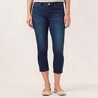 Women's LC Lauren Conrad Capri Skinny Jeans