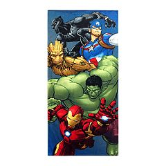 Marvel Avengers Infinity War Beach Towel