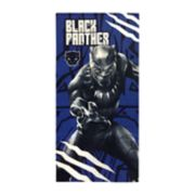 Marvel Black Panther Beach Towel