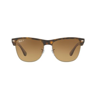 Ray-Ban Clubmaster Oversized RB4175 57mm Square Gradient Polarized Sunglasses