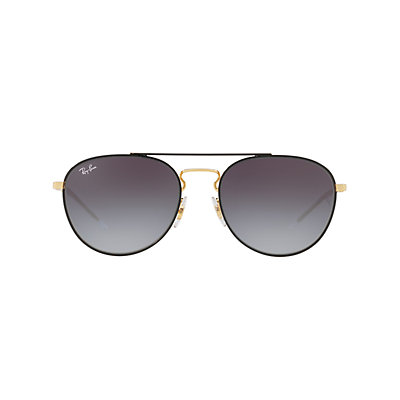 Ray-Ban RB3589 55mm Square Gradient Sunglasses