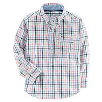 Baby Boy Carter's Plaid Button-Down Shirt