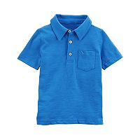 Baby Boy Carter's Blue Polo