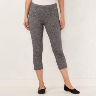 Women's LC Lauren Conrad Capri Leggings