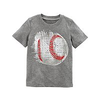 Baby Boy Carter's Stitched Baseball Graphic Tee