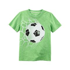 Baby Boy Carter's Soccerball Net Graphic Tee
