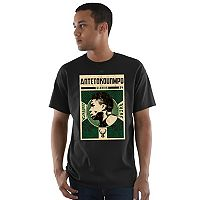 Men's Milwaukee Bucks Giannis Antetokounmpo Greatest Tee