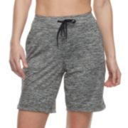 Women's Tek Gear® Drawstring Bermuda Shorts