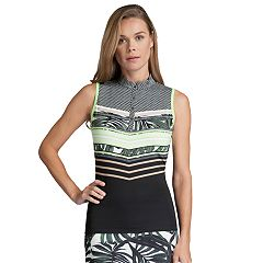 Women's Tail Kiera Printed Golf Tank