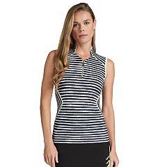 Women's Tail Conley Striped Golf Tank