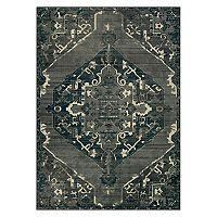 Maples Coy Medallion Rug