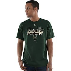 Men's Majestic Milwaukee Bucks Home Town Tee