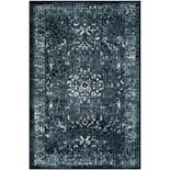 Maples Windsor Distressed Area & Washable Throw Rug