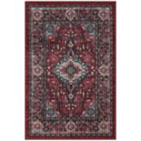 Maples Windsor Ora Framed Floral Rug