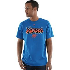 Men's Majestic Oklahoma City Thunder Home Town Tee