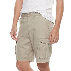Men's SONOMA Goods for Life™ Modern-Fit Comfort Flex Stretch Ripstop Cargo Shorts