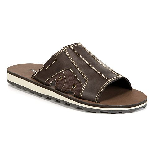 Dr. Scholl's Basin Men's ... Sandals free shipping pick a best visit new cheap online cheap sale Manchester free shipping pay with paypal sOSmH