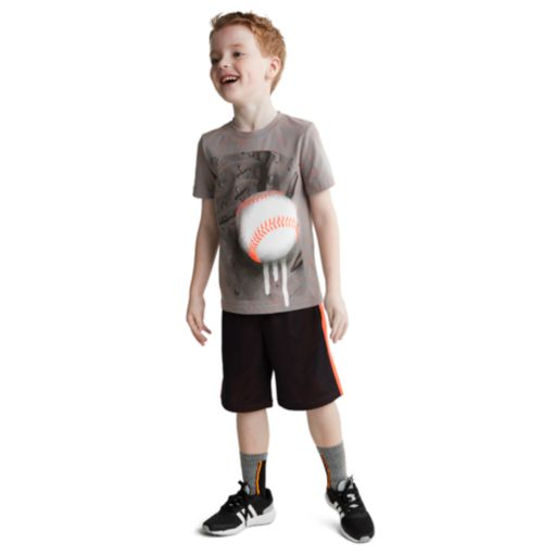 Boys 4-10 Jumping Beans® Abstract Print Graphic Tee