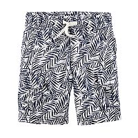 Toddler Boy Carter's Palm Leaf Cargo Shorts