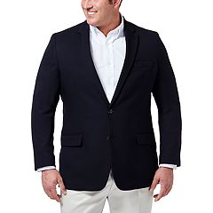Big & Tall Haggar In Motion Classic-Fit Stretch Blazer