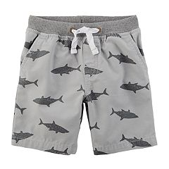 Toddler Boy Carter's Shark Shorts