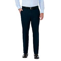 Men's J.M. Haggar Premium Tailored-Fit Stretch  Flat-Front Suit Pants