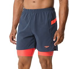 Men's Speedo Hydrosprinter Jammer Swim Shorts