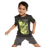 Boys 4-10 Jumping Beans® Mesh Active Graphic Tee