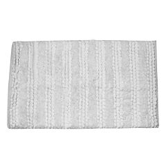 Metro Farmhouse by Park B. Smith Luxury Stripe Bath Rug - 17'' x 24''