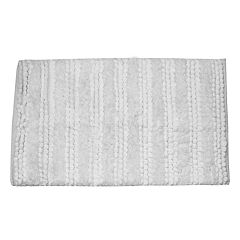 Metro Farmhouse by Park B. Smith Luxury Stripe Bath Rug - 21'' x 34''