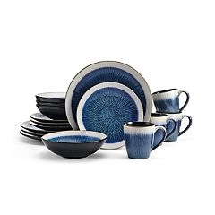 Gourmet Basics Reed 16-pc. Dinnerware Set