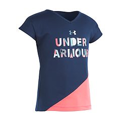 Girls 4-6x Under Armour Colorblock Tee